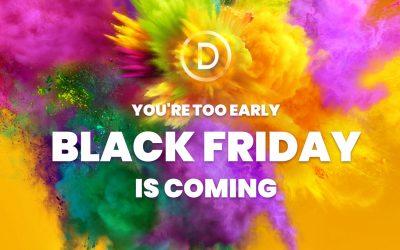 Nadchodzi Black Friday 2018 – wygraj iMac wartego 5000$